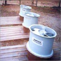 FRP Roof Extractors