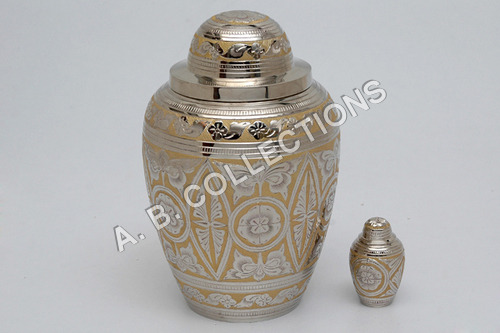 DESIGNER DOME TOP URN