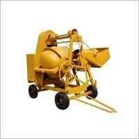 Self Loading Concrete Mixer<