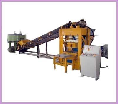 Fully Automatic Fly Ash Bricks Making Machine