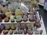Semi Precious Rock Stones