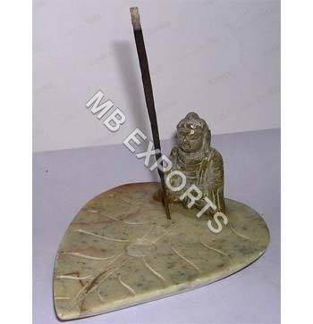 Stone insence holder
