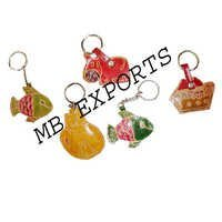 ShantiNiketan Key Chain with Case