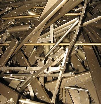 Nickel Silver Scraps