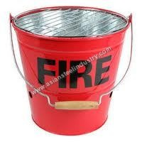Bucket For Fire System