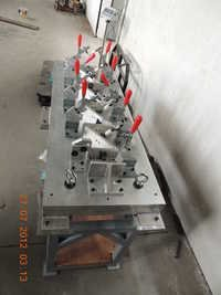 Welding Fixture for Aerospace Industry