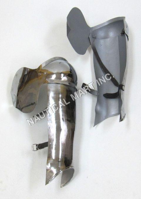 Half Leg Armor Set