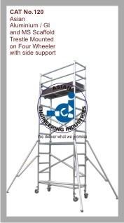 Aluminium Scaffold Trestle Ladder