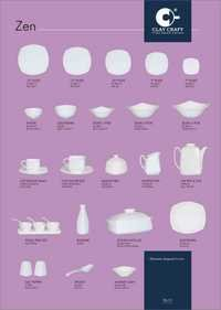 Hotelware Crockery Collections