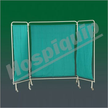 3 Fold Bed Side Screen