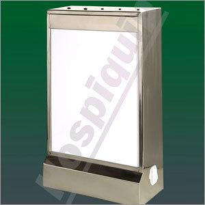 X-Ray View Box Single Unit