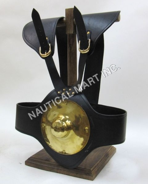 Leather Armor Belt
