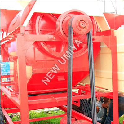 Agricultural Double Shaft Multicrop Thresher