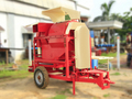 Side Shaft Multicrop Threshers