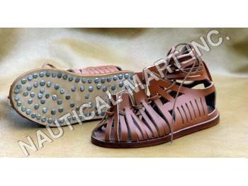 Roman Sandal Pair