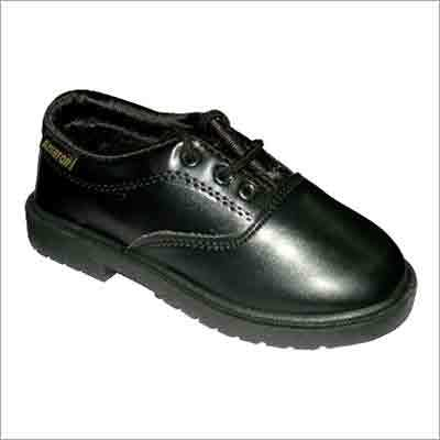 Leather School Shoes