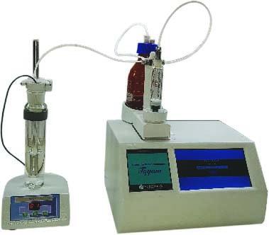 Water Parameter Titrator – TOYAM