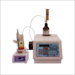 Laboratory Titrator