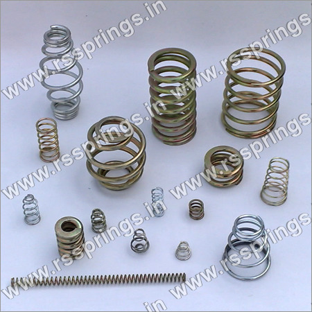 Corrosion Resistance Springs