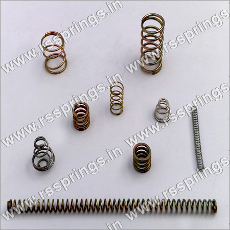 Stock Extension Springs