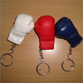 Boxing Gloves Keyring