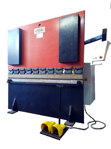NC and CNC Press Brake