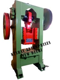 H Frame Mechanical Power Press