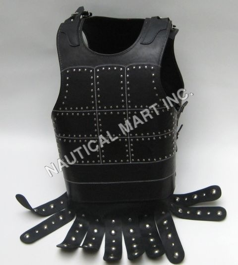 Leather Muscle Armor Cuirass