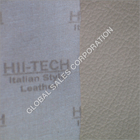 Italian Style Leather Fabric