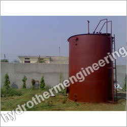 Fuel Oil Storage Vertical Tanks