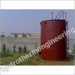 Fuel Oil Storage Vertical Tanks