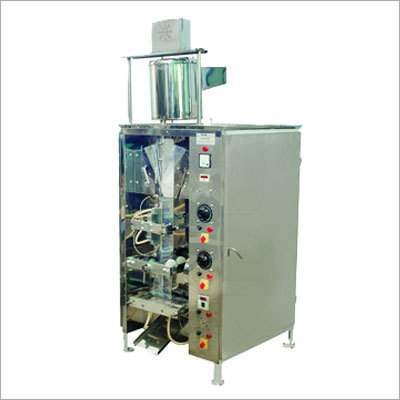 Water Pouch Filling Machines