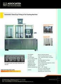 Automatic Glass Filling Machine