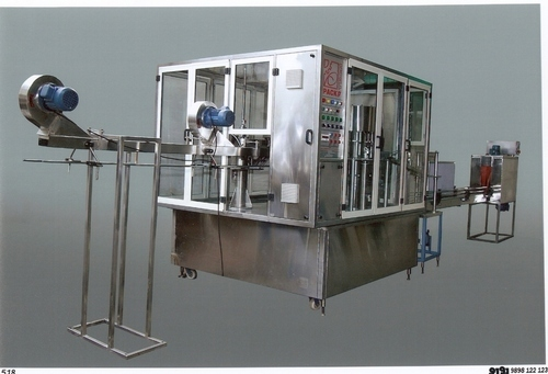 Automatic Water Bottle Filling Machines