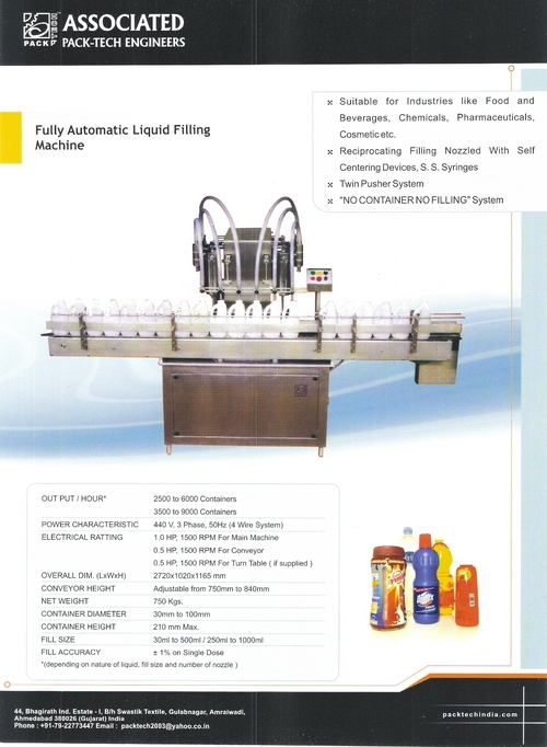 Pharmaceutical Packaging Machines