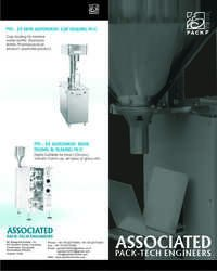 Semi Automatic Pharmaceutical Packaging Machine