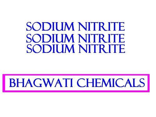 Sodium Nitrites