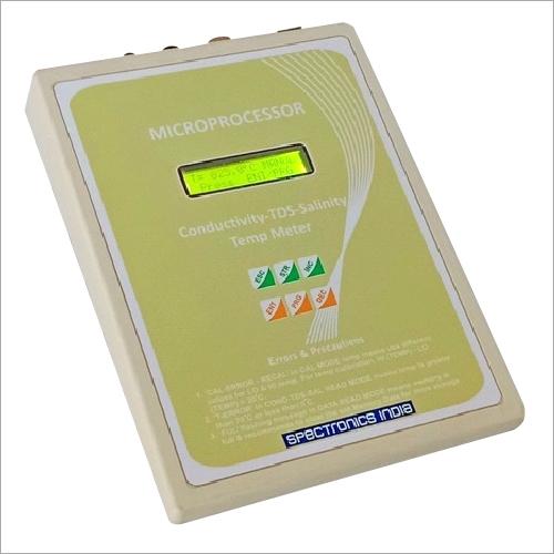 Microprocessor Conductivity TDS SAL Meter