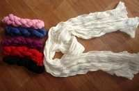 Colored Cotton Scarf