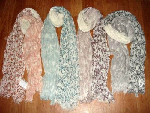 Polyester Scarves
