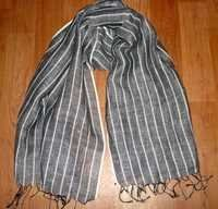 Printed Linen Scarves