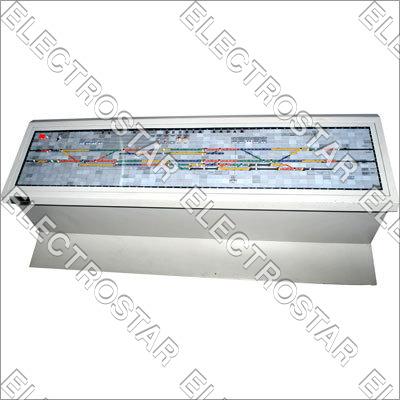 Domino Type Control Panel