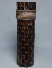 Designer Wooden Flower Vases