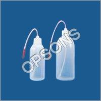 Plastic Wash Bottles