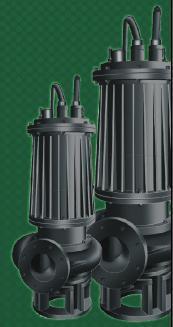 Sturdy Submersible Sewage Pump