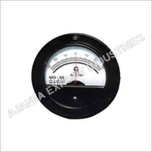 Moving Coil Panel Meters Round