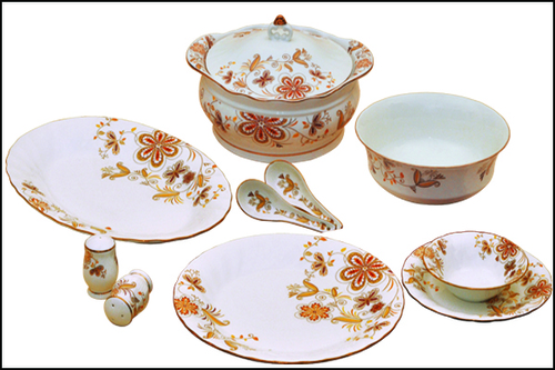 Bone China Designer Set