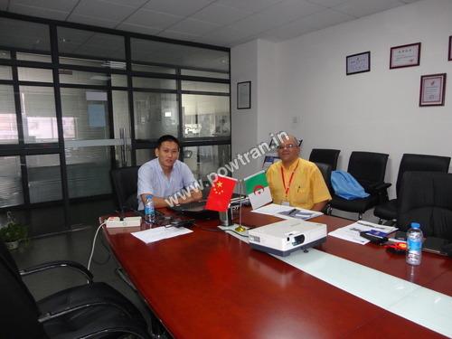 Algeria Visiting Partners