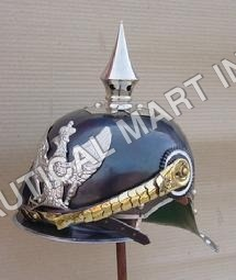 Pickle Hoube German Helmet
