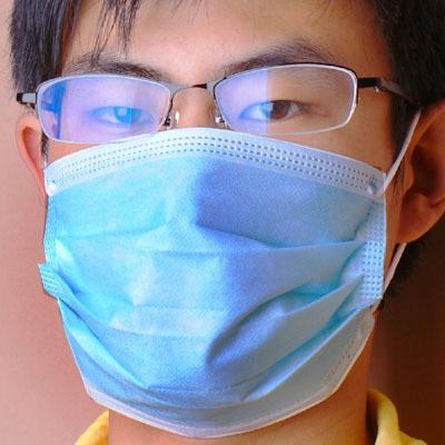 Non Woven Surgical Face Masks Fabrics